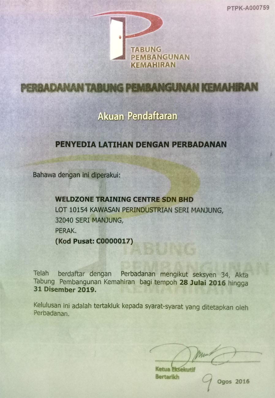 sijil-ptpk