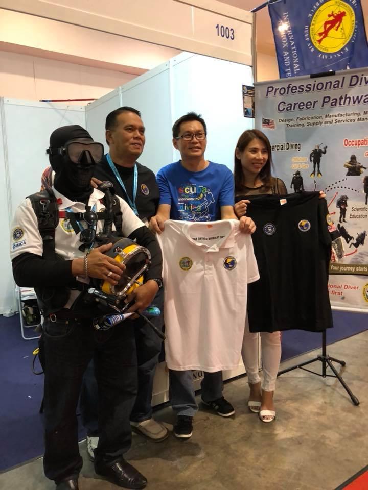 Malaysian International Dive: Malaysian International Dive Exhibition (MIDE 2018), 4th